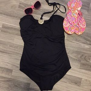 Micheal Kors one piece swimsuit NWOT
